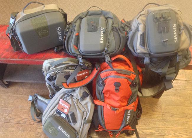 Simms Headwaters Packs