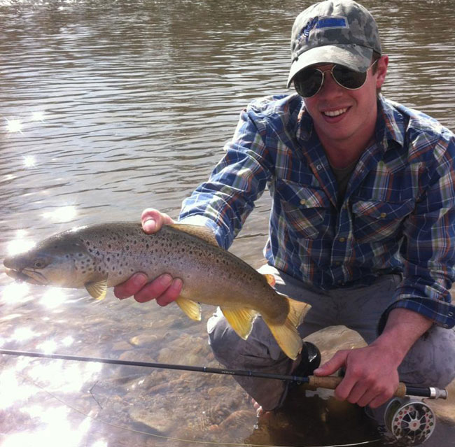 Clark Fork River Fishing Report - 3/17