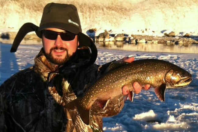 Missouri river fishing report 10 11 the kingfisher fly for James river fishing report