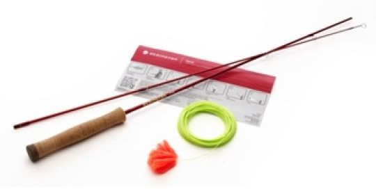 A Review of the Redington Form Game Rod