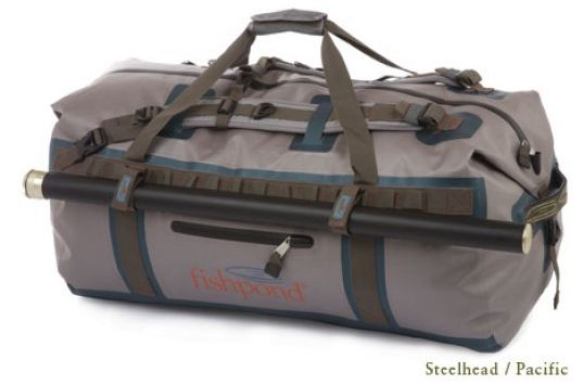 A Review of the Fishpond West Water Zippered Dufffel