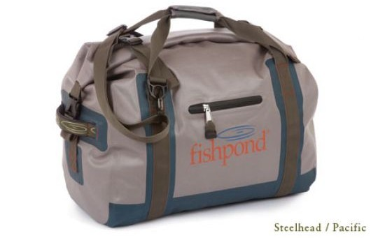 A Review of the Fishpond Westwater Roll Top Duffel