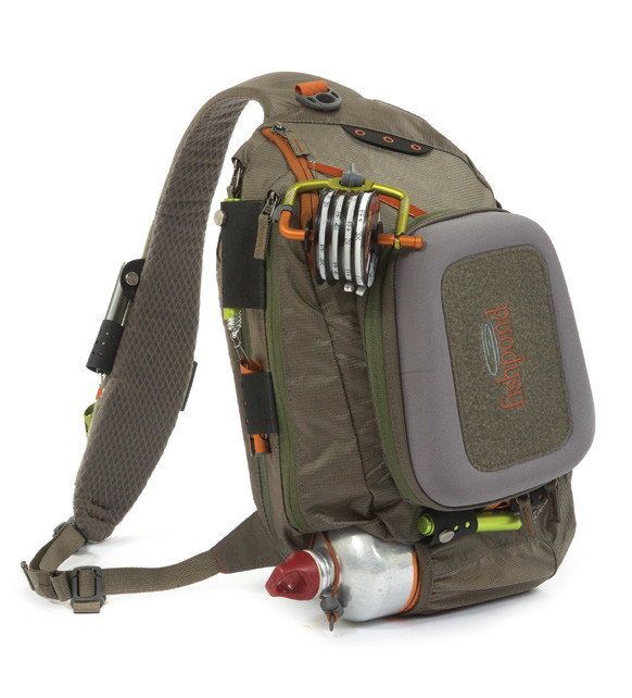 Fishpond Summit Sling, Gravel